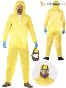 3 pezzi Breaking Bad Costume-Accessori per Heisenberg