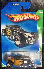 + 2009 Complete Hot Wheels Treasure Hunt Set all 12 USA long cards BONE SHAKER