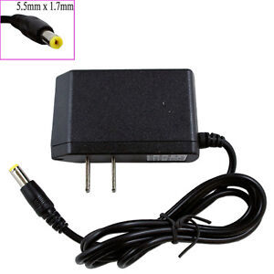 Details about 9V AC DC Adapter Charger Power Supply For Casio WK-110 WK-200  Keyboard Cord New