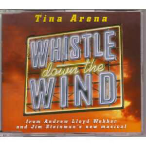 Tina-ARENA-Michael-BALL-Whistle-in-the-wind-4-track-jewel-case-MAXI-CD