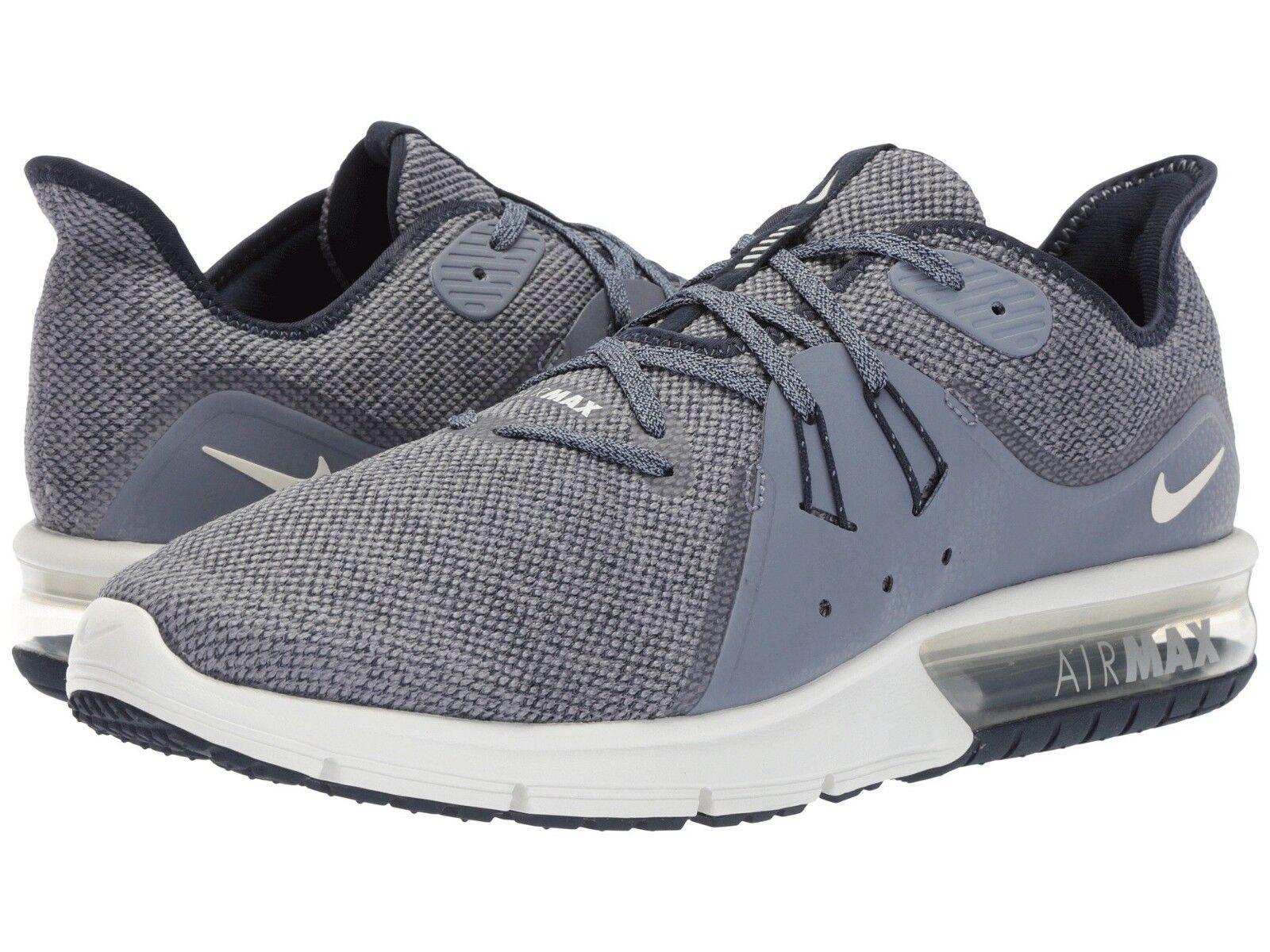 Nike air max successivi 3 3 successivi obsidan vertice bianco e blu 7 m pennino 100 uomini scarpe da corsa 2b399d
