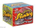 Walking Spring Toy Stretch Wiggle Walk Jiggle Kid Birthday Party Metal Slinky