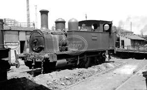 PHOTO RENFE Spanish Railways Steam Locomotive 120 0223 in 1960 at Valladolid 0QUHJRMc-09160244-408119434