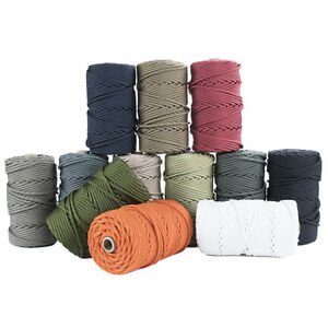 GOLBERG 750lb Paracord/Parachute Cord US Military Grade Authentic Mil-Spec Spool