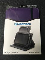 Marblue Axis Case Ipad Mini Purple Or Most 7 Tablets Usax1y