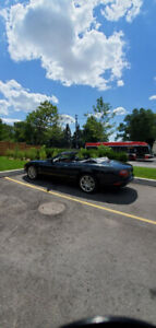1997 Jaguar XK8 Sport