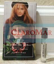 ☀️ New Jo Malone Blackberry & Bay Cologne 1.5 ml Sample Travel Perfume Spray