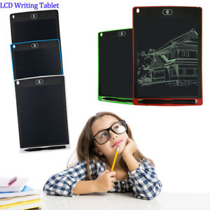 12-034-8-5-034-LCD-Writing-Pad-Drawing-Painting-Tablet-Message-Doodle-eWriter-Board-Kids