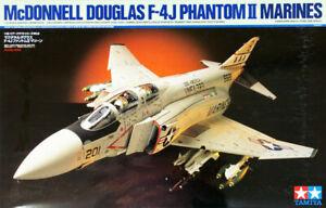 Tamiya-60308-McDonnell-Douglas-F-4J-Phantom-II-Marines-1-32-scale-kit-EMS-Ship