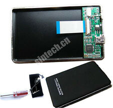 Sintech USB 2.0 external 24pin SATA LIF HS12UHE macbook air ssd Enclosure case