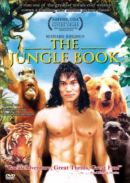 jungle book cast 1994
