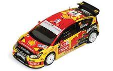 Citroën C4 WRC - Peter Solberg/P.Mills - 2nd Corona Mexico Rally 2010 #11 - Ixo