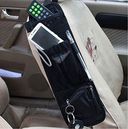 Auto Sitz Organizer Aufbewahrungstasche Tasche Utensilientasche Seitentasche