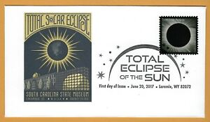 South-Carolina-State-Museum-Columbia-SC-Total-Solar-Eclipse-of-the-Sun-FDC
