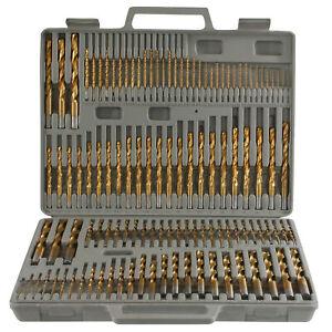 Pro-Series PS07535 115 Piece Titanium Drill Bit Set