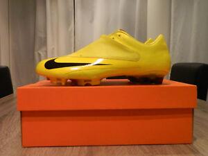 BNIB-Nike-Mercurial-Vapor-V-FG-Football-boots-354555-707-Yellow-Superfly-SL-III