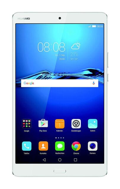 HUAWEI MediaPad M3 WIFI, Tablet mit 8.4 Zoll, 32 GB Speicher, 4 GB RAM, Android,