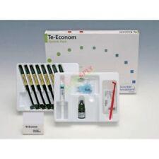 Ivoclar Vivadent Teeconom Plus System Pack Dental Resin Composite