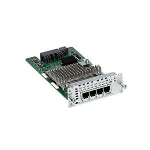 Used-Cisco-NIM-4FXSP-4-Port-Network-Interface-Module