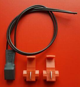 Passend für BMW E60 Batterie Plus Kabel Widerstand Plusklemme Pluskabel Airbag