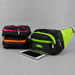 Bag Waist Waterproof Fanny Pack Women Belt Purse Pouch Travel Bum Chest Hip