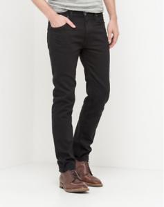 black 32 Stretch Rider £85 Srp 36 Slim 00 Lee® Rinse Jeans x1SATwZFq