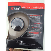 Gigaware 25-1176 1.3MP Webcam with Microphone