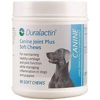 Duralactin Canine Joint Plus Soft Chews Triple Strength - 90 Soft Chews