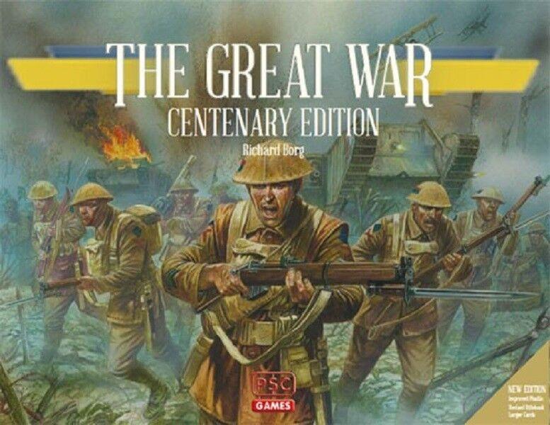 COPS jeux  La Grande Guerre-Centenary Edition Board Game  (neuf)  magasin discount