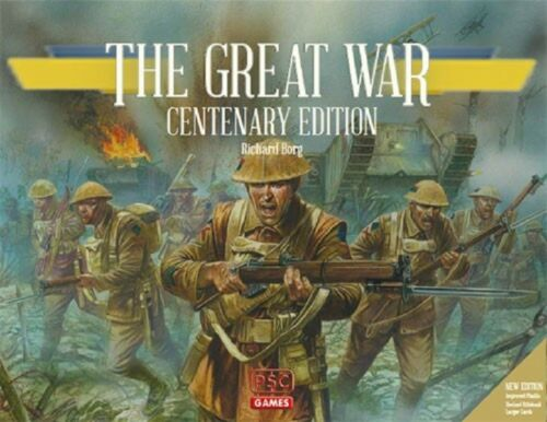 PSC Games Centenary Edition board game New The Great War