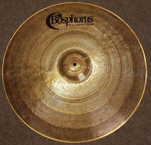 Bosphorus-New-Orleans-Series-20-034-Ride-Becken-1800g-Cymbal-Messeware-2018