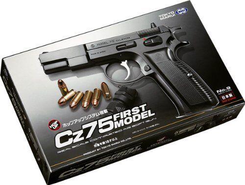 Tokyo Marui No.09 Cz75 premier modèle HG Air Hop Pistolet à main F S AVEC T N
