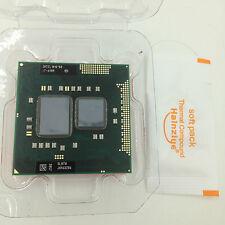 Working Intel Core i7 640M 2.8 GHz Dual-Core SLBTN Laptop CPU Processor
