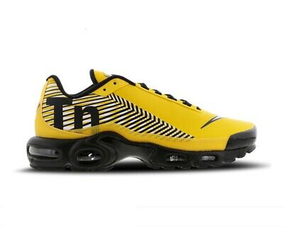 Original Nike Air Max Plus Tuned 1 TN se Jaune Entrainement Baskets AV2591 700 | eBay