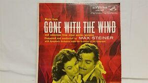 MAX-STEINER-GONE-WITH-THE-WIND-VINTAGE-VINYL-SOUNDTRACK