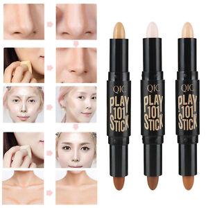 Natural-Cream-Face-Eye-Foundation-Concealer-Highlight-Contour-Pen-Stick-Cosmetic