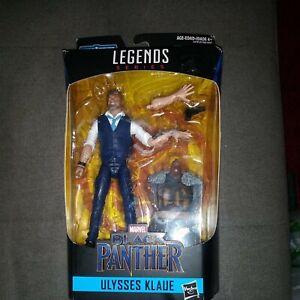 Marvel Legends Black Panther Ulysses Klaue Action Figure 6-inch