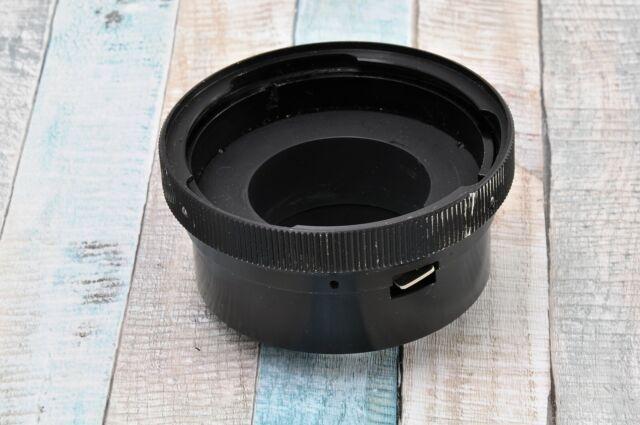 Objektiv Adapter M42 Gewinde / Pentacon six Praktisix Bajonett DDR  Zubehör