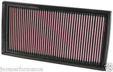 KN AIR FILTER (33-2405) FOR MERCEDES BENZ M-CLASS W164 ML63 AMG 2005 - 2011