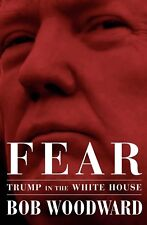 Audio CD Book Fear Trump in The White House Publish Date September 11 2018