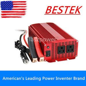BESTEK-1000W-1200W-Car-DC-12V-to-110V-AC-Power-Inverter-Dual-Outlet-Power-Supply