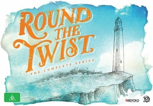 Round The Twist DVD BOX SET NEW AND SEALED 10 DISC SET REGION 4