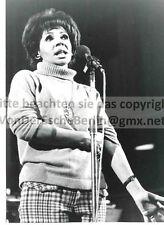 Stars: Shirley Bassey-vintages 3 fotos originales de Star fotógrafo: Ingo Barth