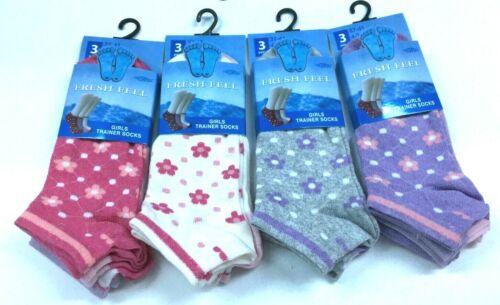 Boys Girls Kids Trainer Socks Run Walk Gym Ankle Sports Socks All Sizes Lot