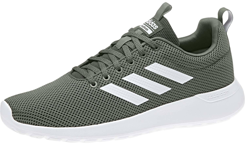 adidas Core Herren Sneakers Turnschuhe Freizeit B96565 Grün Weiß Neu