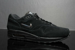 Nike Air Max 1 Premium SC Black Chrome 918354 005