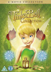 The Tinker Bell 6 Movie Collection Tinkerbell Region 2 DVD
