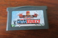 THE ANT BULLY      -----   pour GAME BOY ADVANCE  // USA