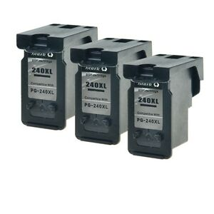 Compatible-with-Canon-3PK-PG-240XL-Black-Ink-for-PIXMA-MG2120-MG2140-MG2220