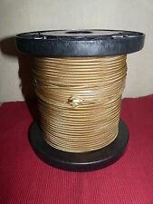 Cordon or tissu lampe électrique, applique, lustre, pétrole  2 x 0,34 N°237647